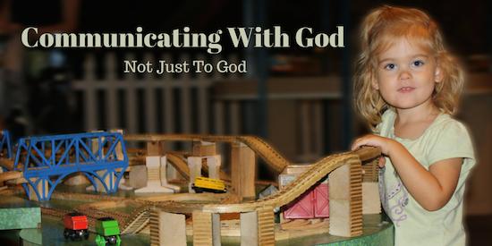 Communicating With God