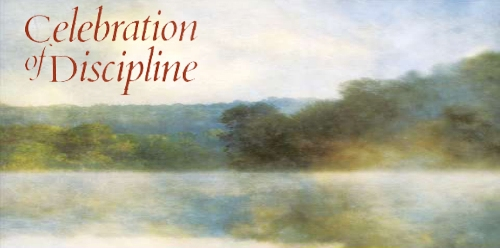 Celebration of Discipline Cover