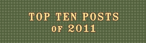 Top Viewed Posts of 2011