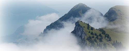 Mountain of God image