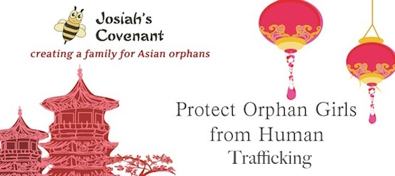 Protect Orphan Girls from Human Trafficking