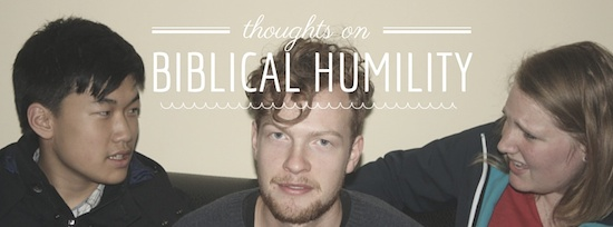 BIBLICAL HUMILITY