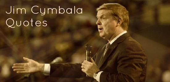 Jim Cymbala Quotes