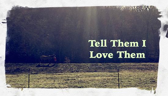 Tell Them God Loves Them