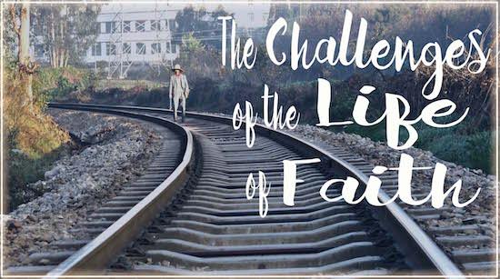 Challenge Life Faith