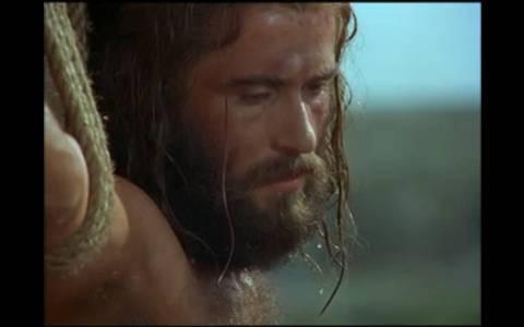 image of Jesus on the cross