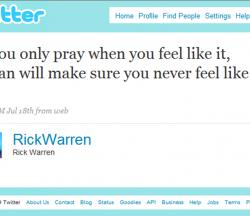 Rick+Warren+Twitter