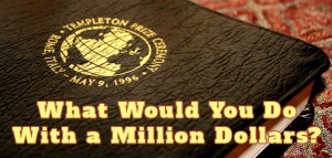 What do with million dollars