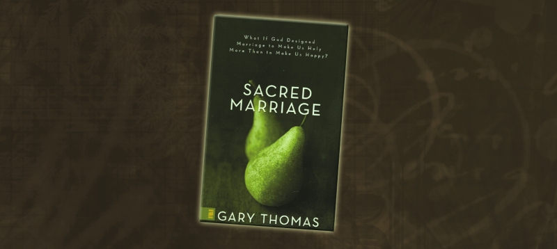 Sacred Marriage: A DVD Study - Focus on the Family