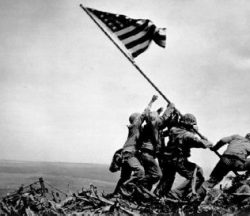 Iwo+Jima+Flag+Raising