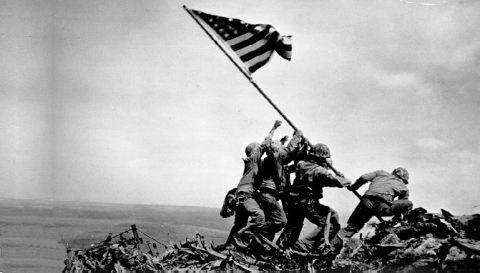 Iwo+Jima+Flag+Raising