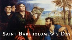 Saint Bartholomew's Day