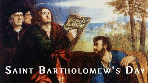 Saint Bartholomew's Day