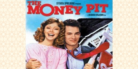 Money Pit Movie Poster