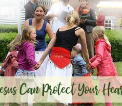 Jesus Can Protect Your Heart