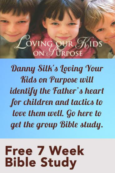 Danny Silk Bible Study