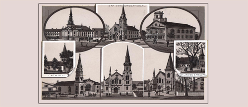 Multiple Churches Image