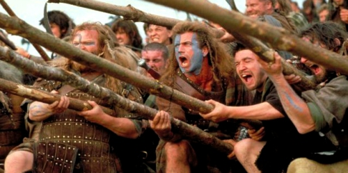 Is Braveheart a Manly Movie?