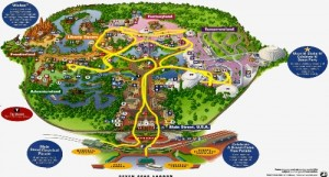 Magic-Kingdom-Traffic-Map