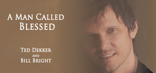 A Man Called Blessed Cover by Ted Dekker Image