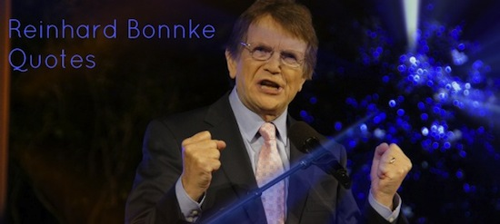 Reinhard Bonnke Quotes