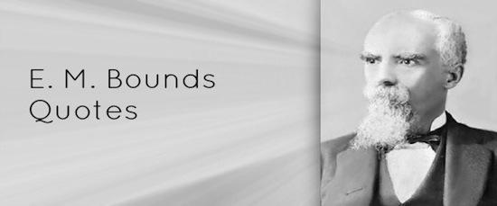 EM Bounds Quotes