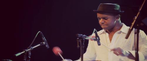 Stefon Harris jazz musician