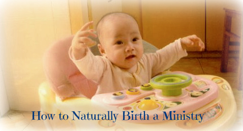 How to Birth the Ministry God placed in you