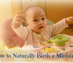 How to Birth a Ministry
