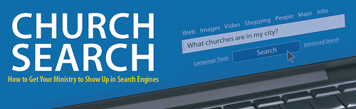 Church Search by Kevin Shorter