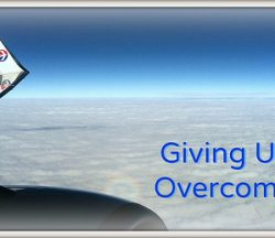 Giving Up or Overcoming?
