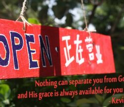 Access to Grace
