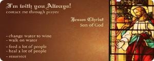 Jesus-Business-Card