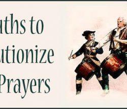 Revolutionize Your Prayers