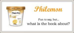 Philemon Book Review
