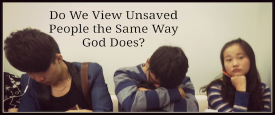 View Unsaved People