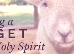 A Target for Holy Spirit