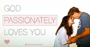 Bible Verses on God's Passionate Love