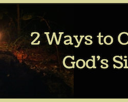 2 Ways to Overcome God's Silence