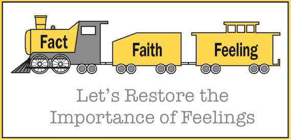 Restore the Importance of Feelings
