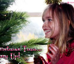 Christmas Time Hurry Up