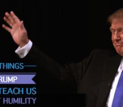 Donald Trump Humility