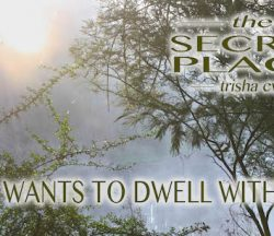 God Wants to Dwell With You