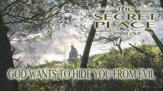 God Wants to Hide You From Evil