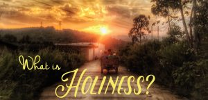 What is Holiness