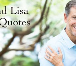 John and Lisa Bevere Quotes