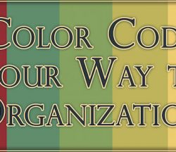Color Code Organization