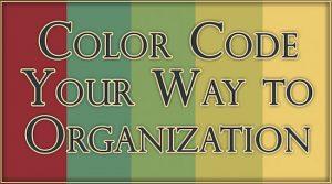 Color Code Organization