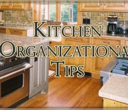 Kitchen Organizational Tips