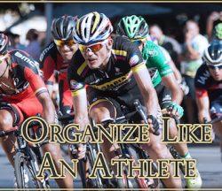 Organize Athlete